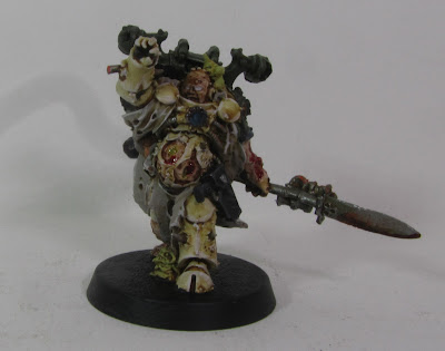 Nurgle Chaos Space Marine Sorcerer