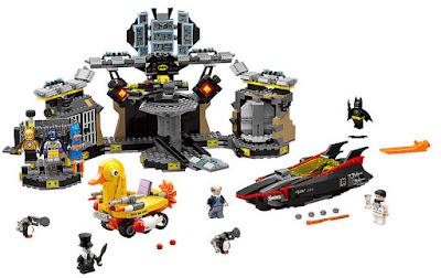 JUGUETES - LEGO Batman La Película  70909 Intrusos en la Batcueva  Producto Oficial | Piezas: 1047 | Edad: 8-14 AÑOS  Comprar en Amazon España