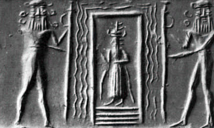 Glifos sumerios sugieren adoración a dioses extraterrestres