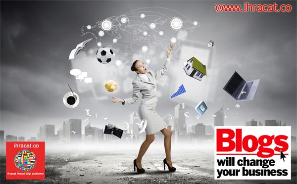 iş blogları, firmalar için blog
