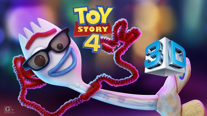Toy Story 4 (2019) 3D SBS Full 1080p Latino-Castellano-Ingles
