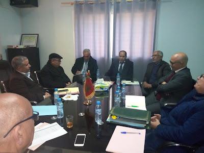 المديرية الاقليمية لوزارة التربية الوطنية ببرشيد