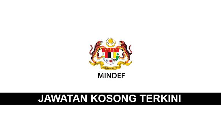 Kekosongan Terkini di Kementerian Pertahanan (MinDef)