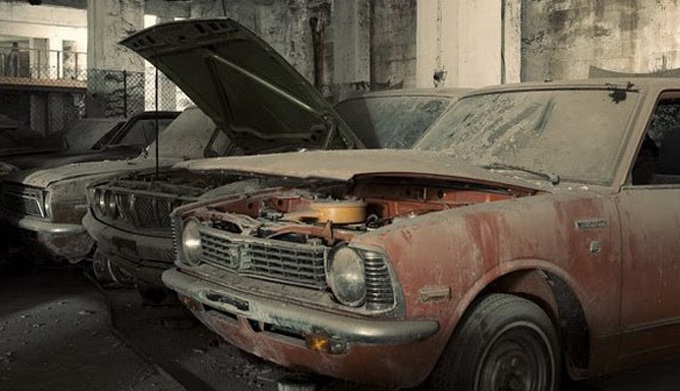 penyebab masalah mesin rusak akibatmobil jarang dipakai Mitsubishi Fuso dan Cara atasi