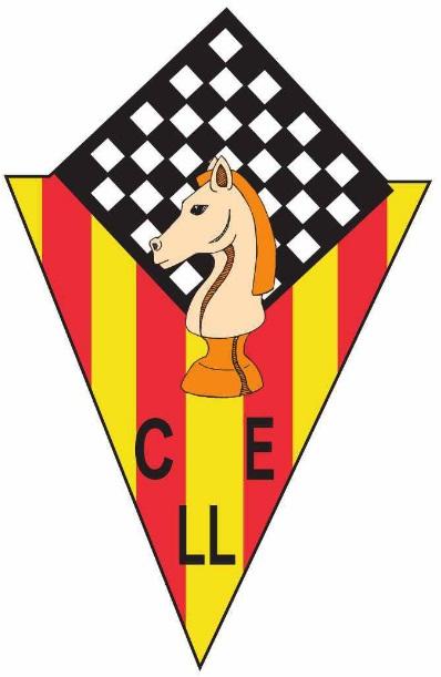 Emblema del Club d'Escacs Lleida