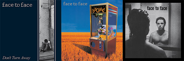 Face To Face announce first 3 album reissues on vinyl