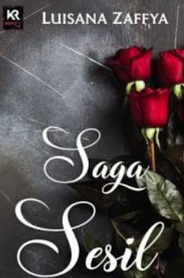 Novel Saga Sesil Karya Luisana Zafya PDF