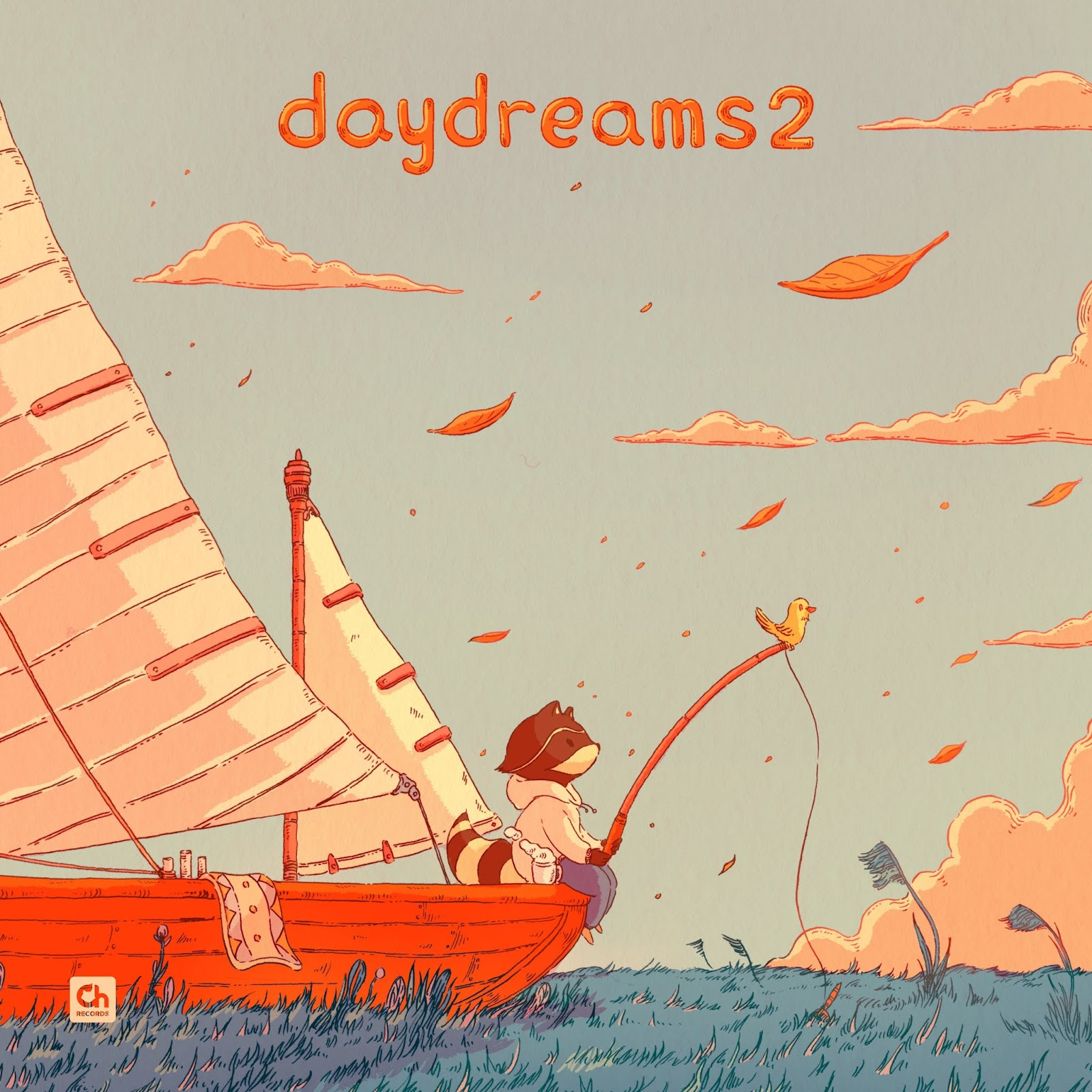 Chillhop Daydreams vol.2 | Full Album Stream und Vinyltipp