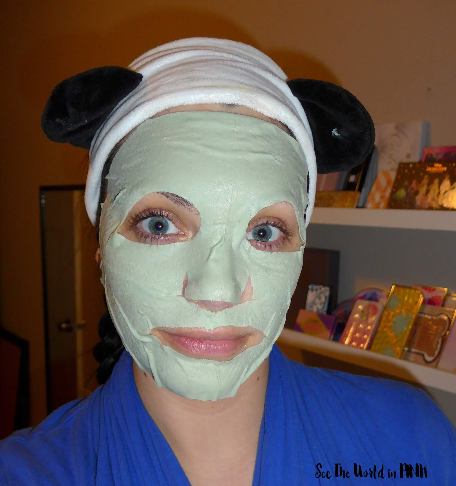 "Mask Wednesday - Sephora Collection Supermask ""The Mud Mask"" ~ Try on and Review!"