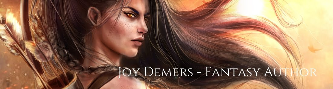 Joy Demers - Fantasy Author