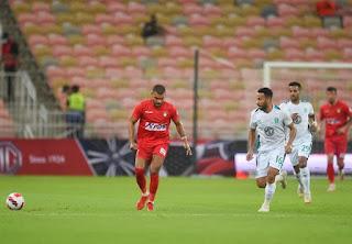 الدوري السعودي| الأهلي يكتفي بنقطة للمباراة الثالثة على التوالي.. والرائد يفوز على الحزم