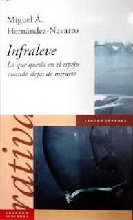 Infraleve : lo que queda en el espejo cuando dejas de mirarte /Miguel Á. Hernández-Navarro