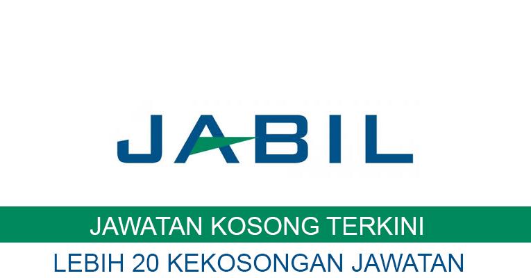Kekosongan terkini di Jabil Circuit Sdn Bhd