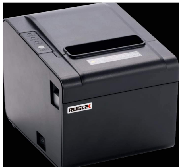 Posiflex Rugtek Printer RP326 -USE (USB+Serial+Ethernet 3 in 1). With 1 Yrs Carry-in Warranty by Posiflex Service Center