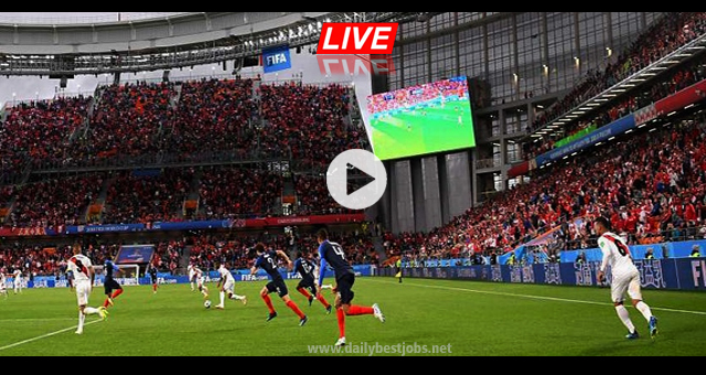 World Cup 2018 Live Streaming Denmark Vs France Live Score
