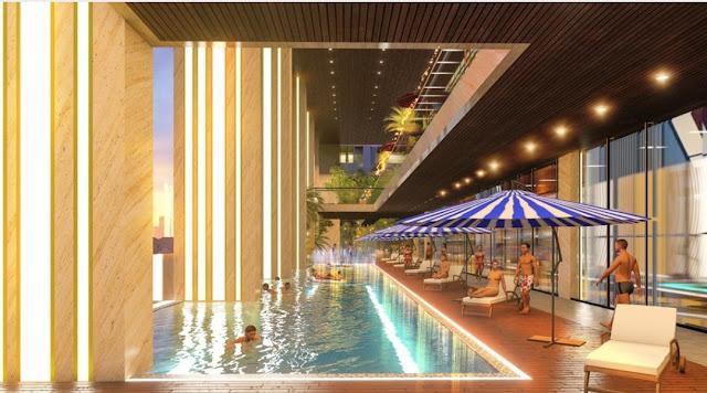 dự án Sunshine Crystal River Ciputra Hà Nội khu đô thị tây hồ