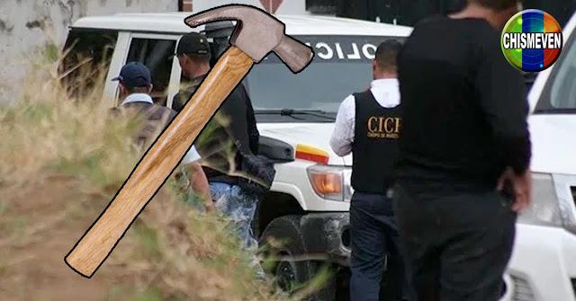 Mató a martillazos a su hermana y se escondió en su vivienda en Camatagua