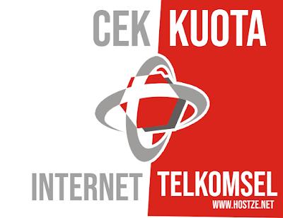 Cara Cek Kuota Internet Telkomsel Lengkap - hostze.net