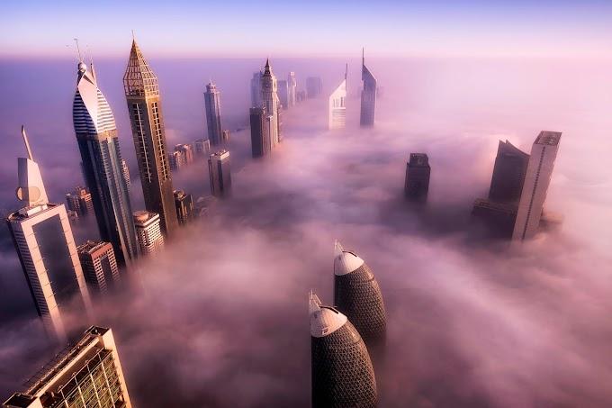 When it's foggy, trust the GPS