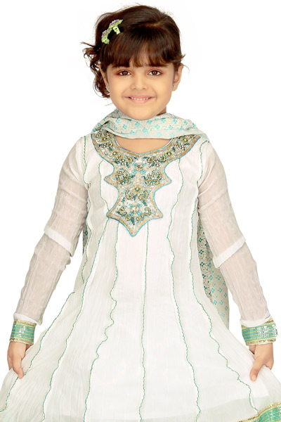 Traditional Indian Clothing: Kids Indian Clothes for Girls