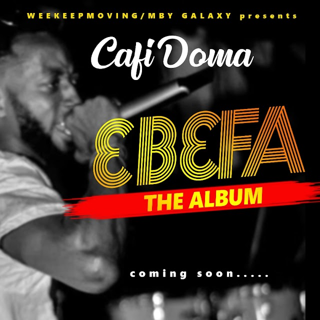 Cafi Doma Jets of to the States ahead of album launch?