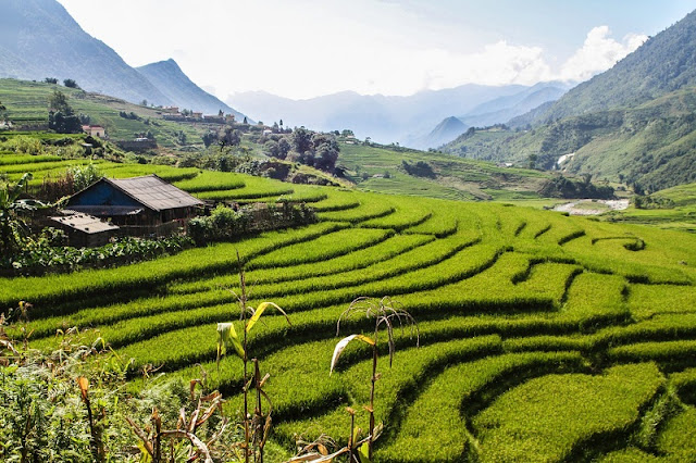 Ha Giang is amazing through pictures of backpackers 13