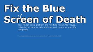 6 Penyebab Blue Screen Windows Pada Laptop dan PC