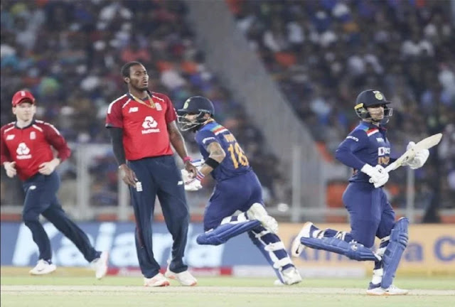 विराट-ईशान का तूफानी अर्धशतक, भारत ने जीता दूसरा टी-20