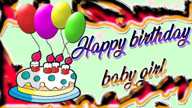 birthday wishes for baby girl in hindi