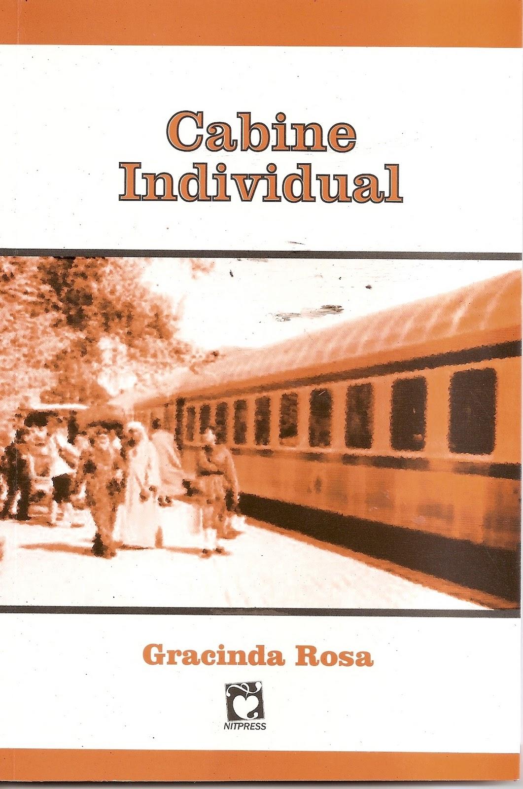 """Estamos lendo: """"Cabine individual"""" de Gracinda Rosa"""