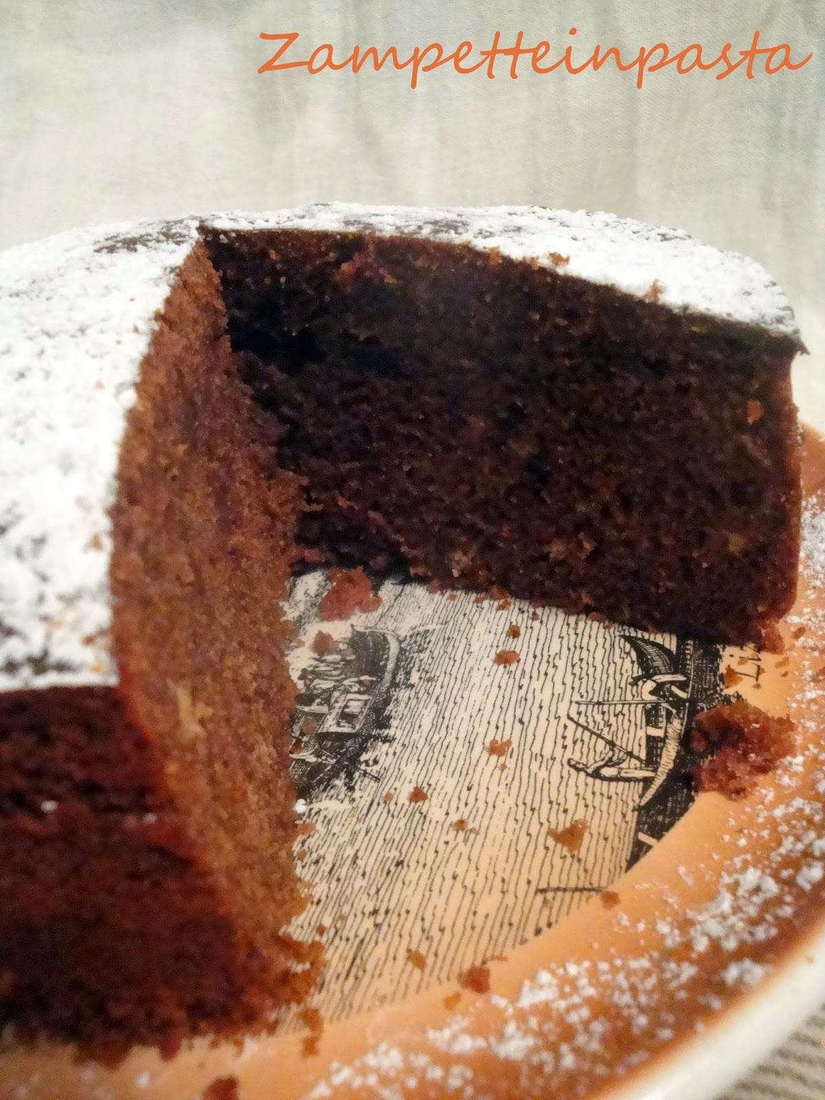 Torta soffice al cioccolato e yogurt - Ricetta con il cioccolato