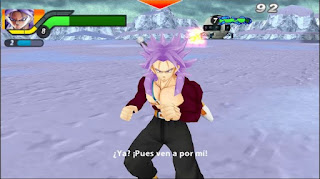 DBZ TTT MOD MENÚ PERMANENTE CON MUCHOS PERSONAJES [FOR ANDROID Y PC PPSSPP]+DOWNLOAD