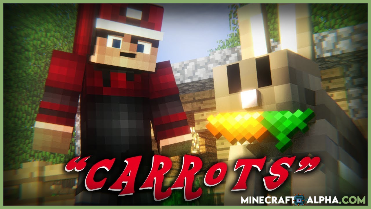Minecraft Carrots Library 1.16.5 (Library for The_Wabbits's Mods)