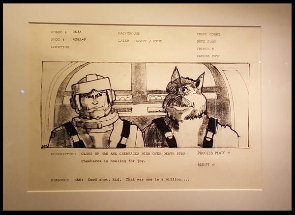 Wookie Print