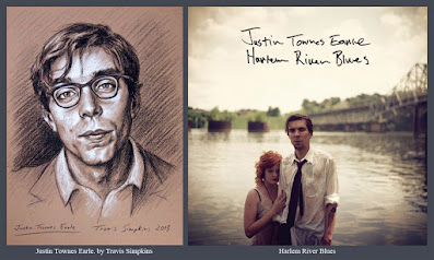 Justin Townes Earle. Musician, Singer-Songwriter. Harlem River Blues. by Travis Simpkins