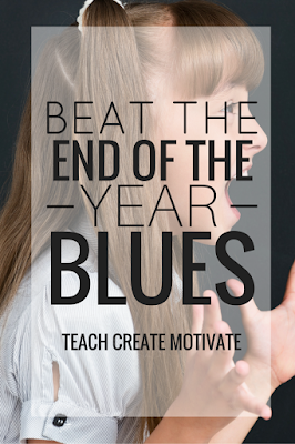 Check out these classroom management strategies to help you beat the end of the year blues!