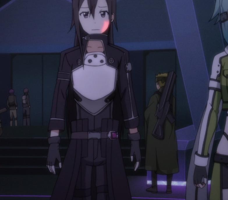 Kirito ( Gun Gale Online Character ) - Sword Art Online II ...