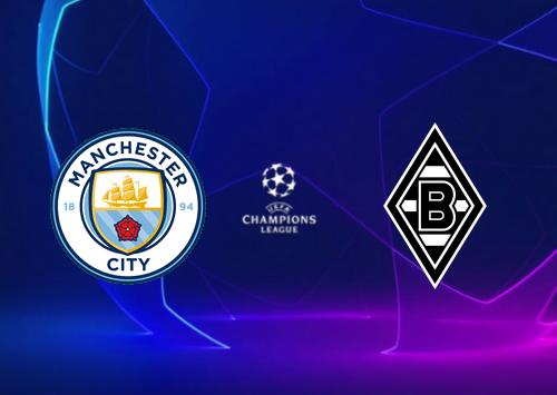 Manchester City vs Borussia M'gladbach -Highlights 16 March 2021