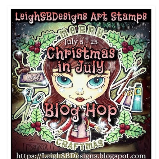 Christmas in July Blog Hop 2021