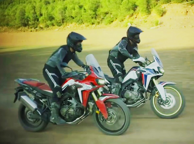 The New Honda Africa Twin: True Adventure Final Episode