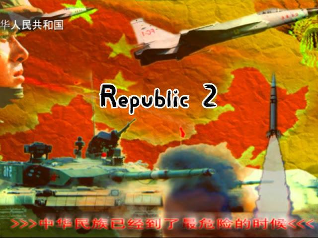 C&C Generals Republic 2
