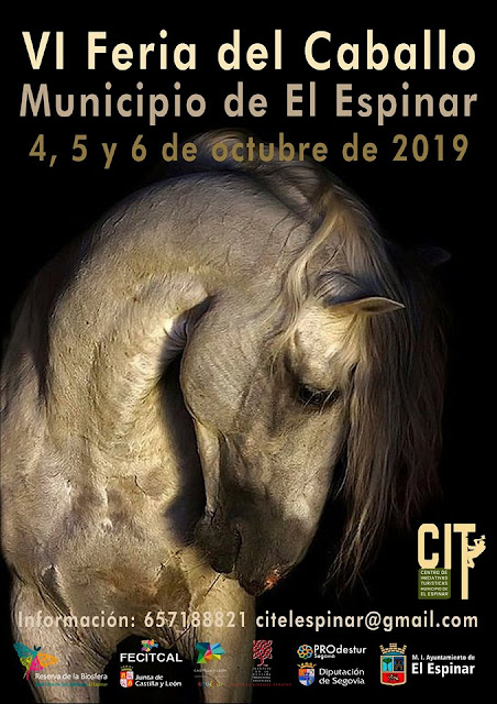 VI Feria del Caballo 2019 - del 4 al 6 de octubre de 2019