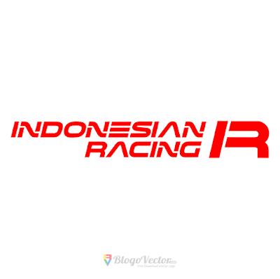 Indonesian Racing Logo Vector