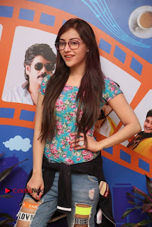 Telugu Actress Angela Stills in Ripped Jeans Angela Stills At Radio City For Rogue Promotions  0007.jpg