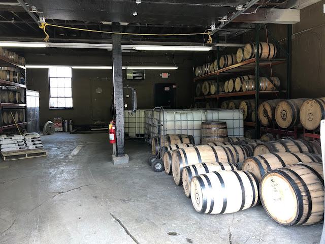 Bourbon is still crafted today on the original campus of James E. Pepper Distillery in Lexington, Kentucky.