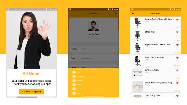 Flutter E-Commerce UI - 9