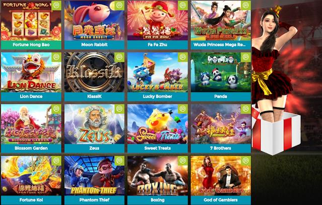 Bintang88 menyediakan permainan slot online terbaik Gameplay dalam provider slots terpercaya 2020. Terdapat 90 Permainan Slot mesin online Gameplay yang dapat kamu mainkan dengan menggunakan 1 User ID melalui metode deposit pulsa tanpa potongan.