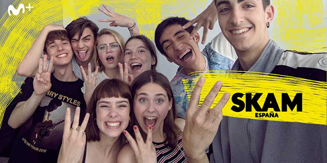 Skam España, renueva, tercera, cuarta, temporada