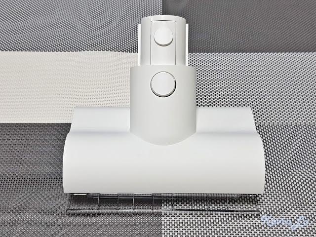 【MI 小米】米家無線吸塵器 G9 (白色) 開箱_迷你電動刷