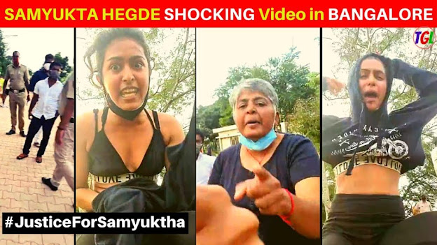 Kannada Actress Samyukta Hegde Accuses Congress Leader Kavitha Reddy Of Abuse And Physical Assault!